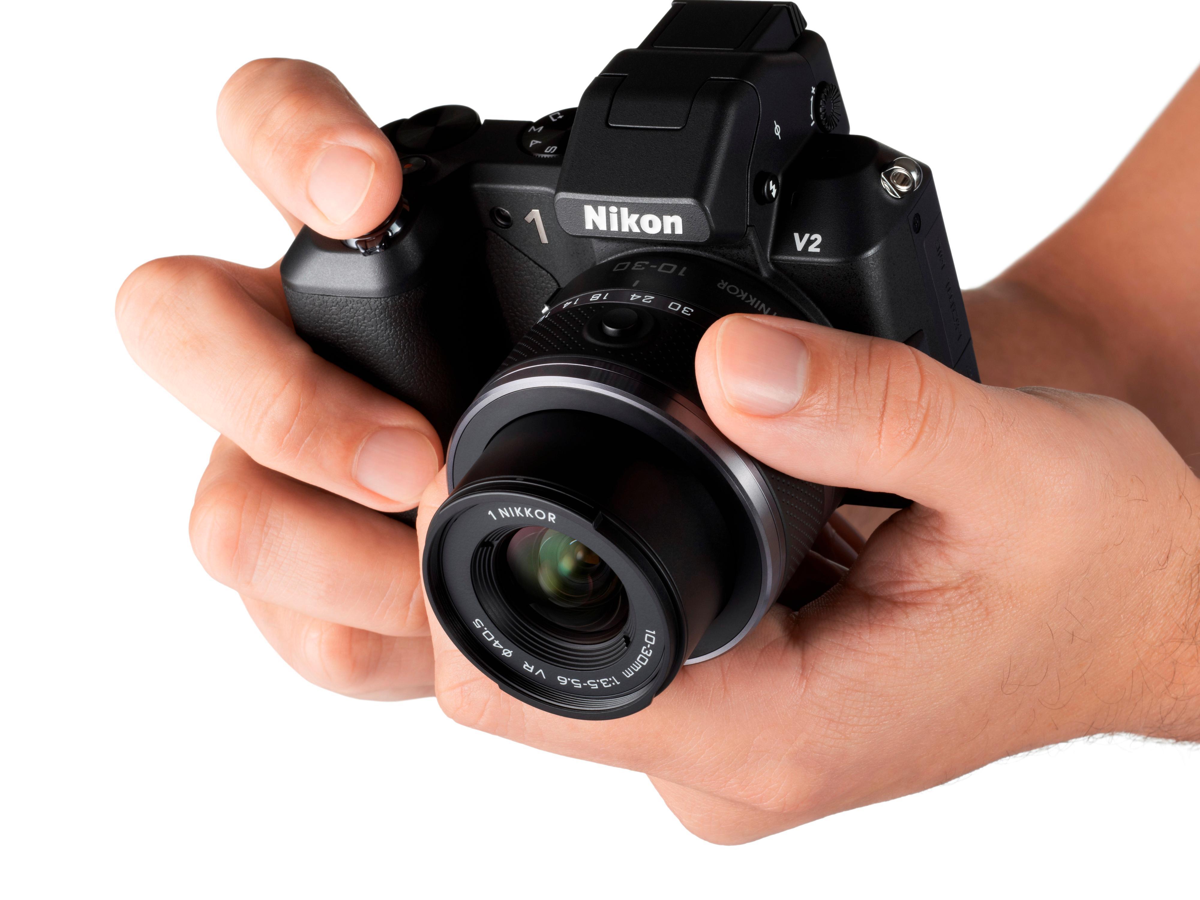 Nikon 1 V2.Foto: Nikon