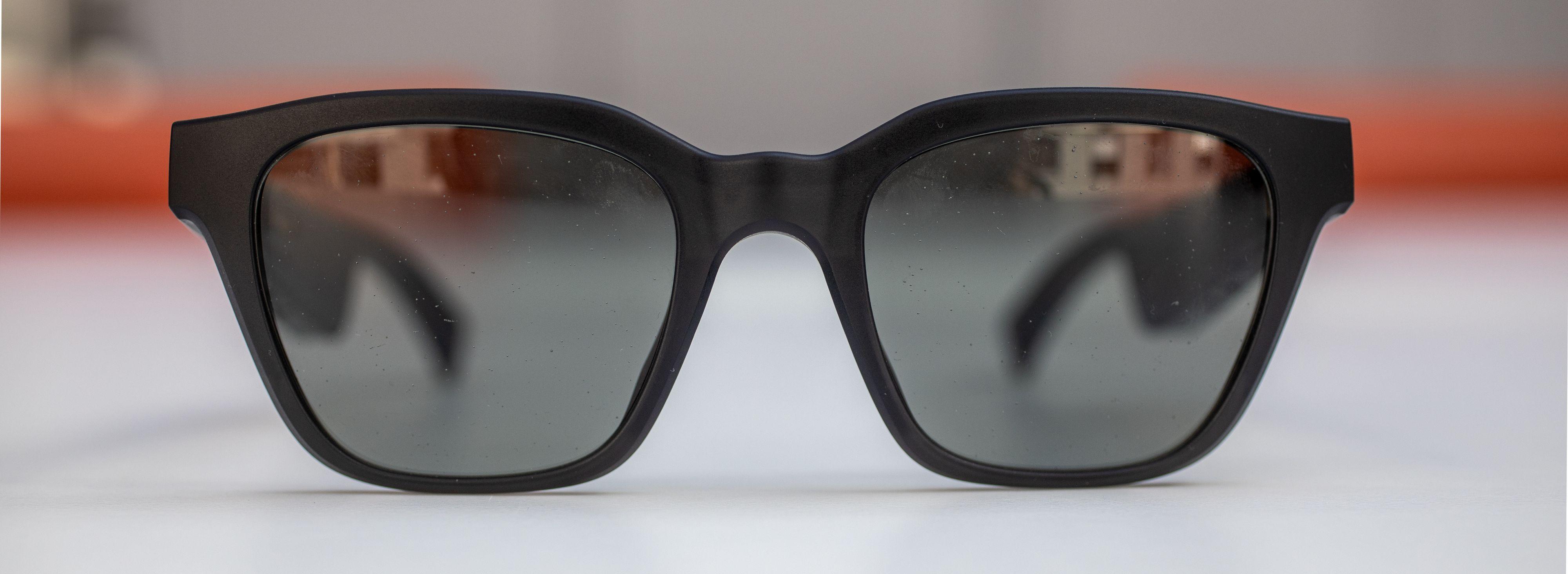 Fra fremsiden ser Alto utvilsomt ut som vanlige solbriller.