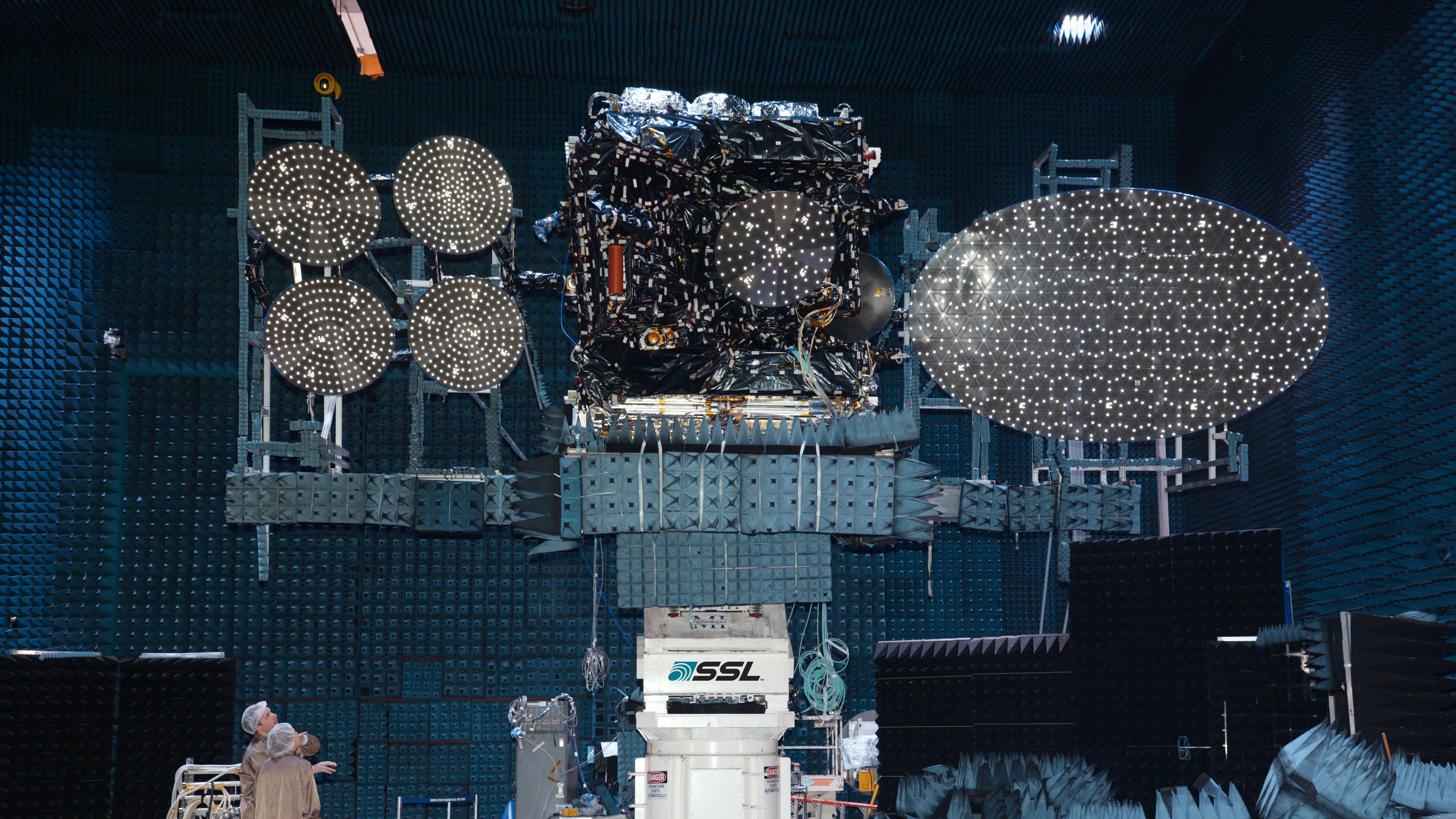 Her er Telenors nye teknologibombe av en satellitt