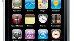 Iphone skades lett