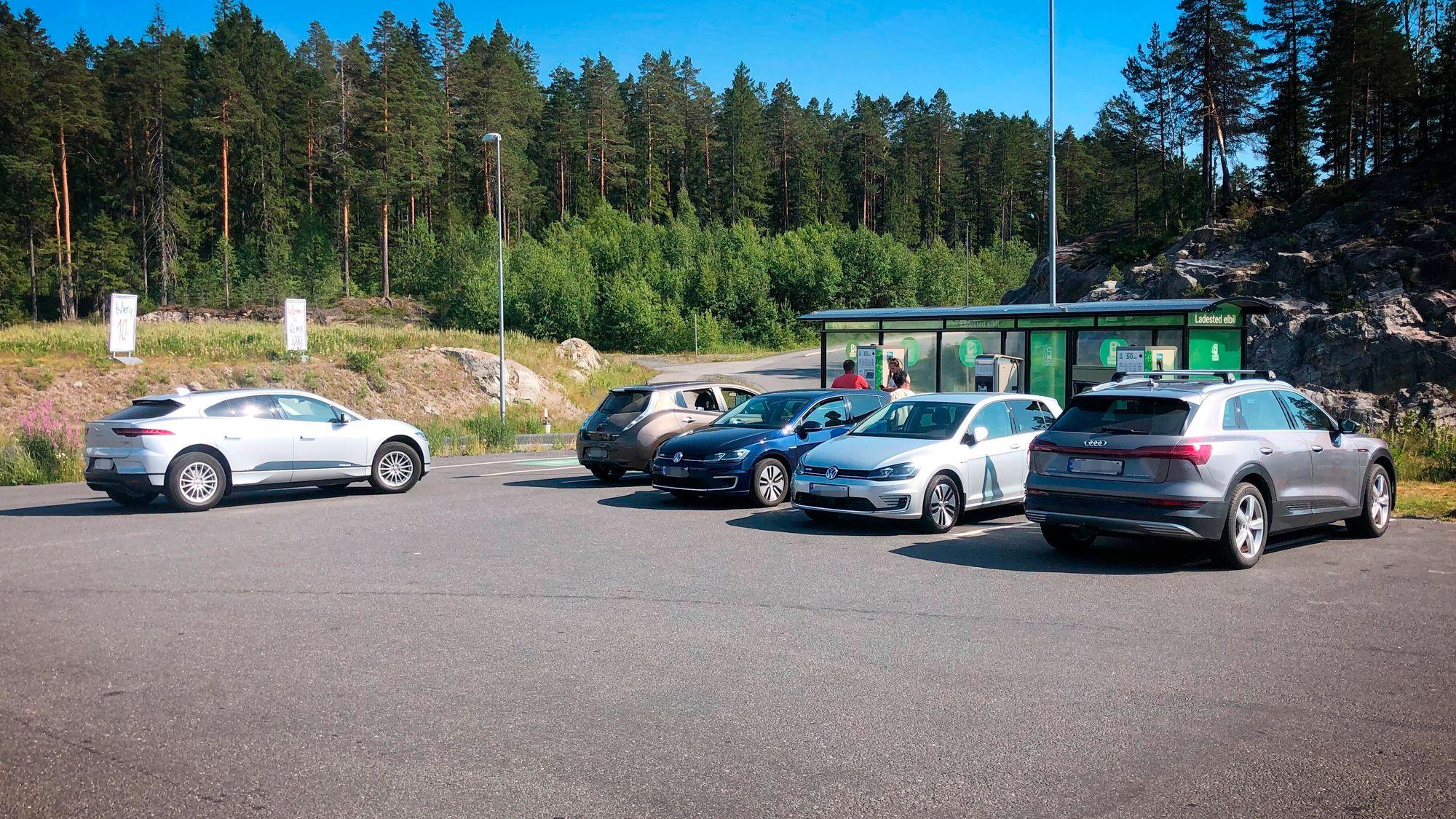 Elbilferie i Norge Grønn Kontakt