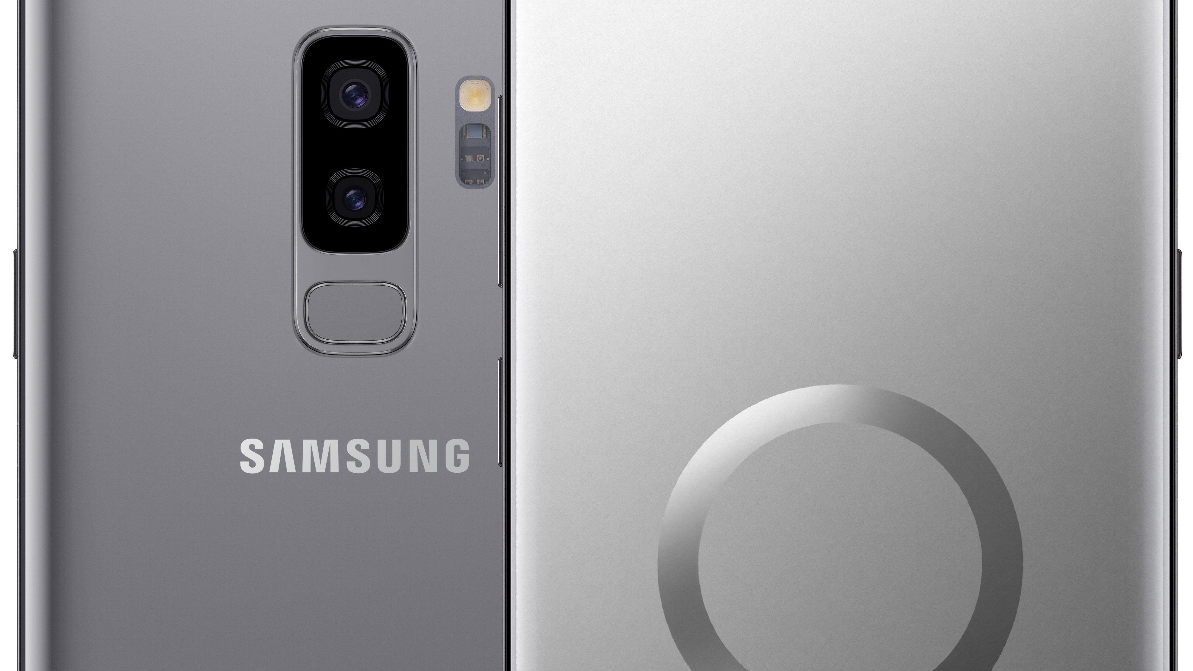 Samsung S9+ blir ny utenpå og inni