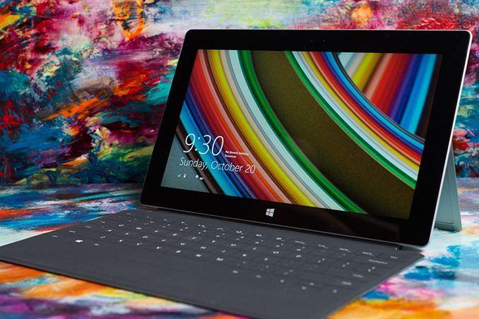 Microsoft Surface 2.Foto: Microsoft