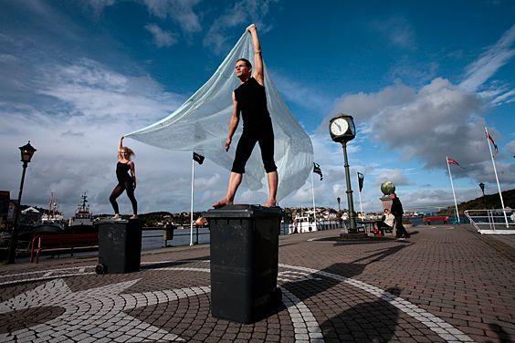 Happenings over alt i Kristiansund