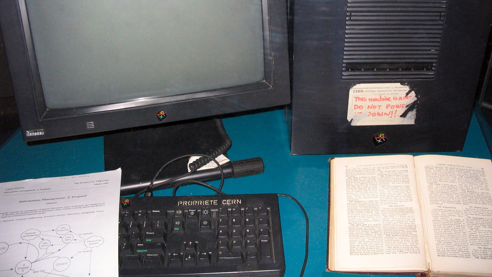 Denne maskinen startet den digitale revolusjonen