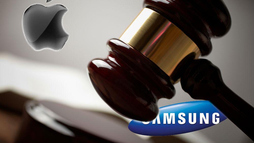 Apple må be Samsung om unnskyldning i 14 punkt Arial