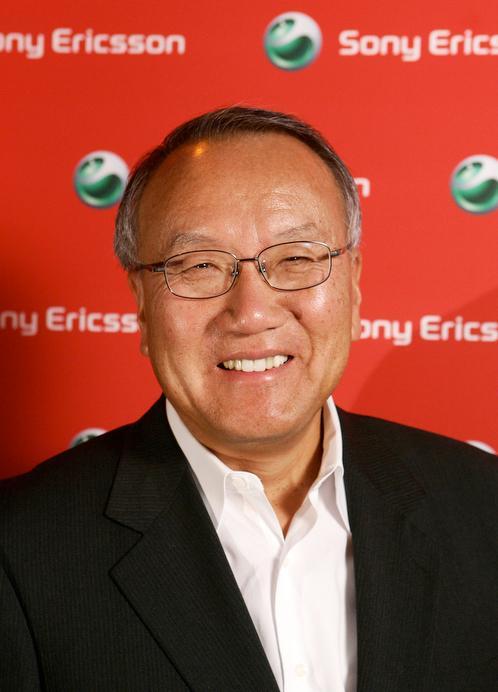 Direktør i Sony Ericsson, Hideki Komiyama. (Foto: Sony Ericsson)