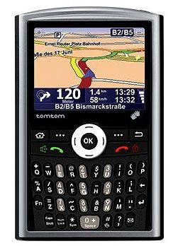 Det ser ikke ut som vi vil se en Tomtom-mobil med det aller første.