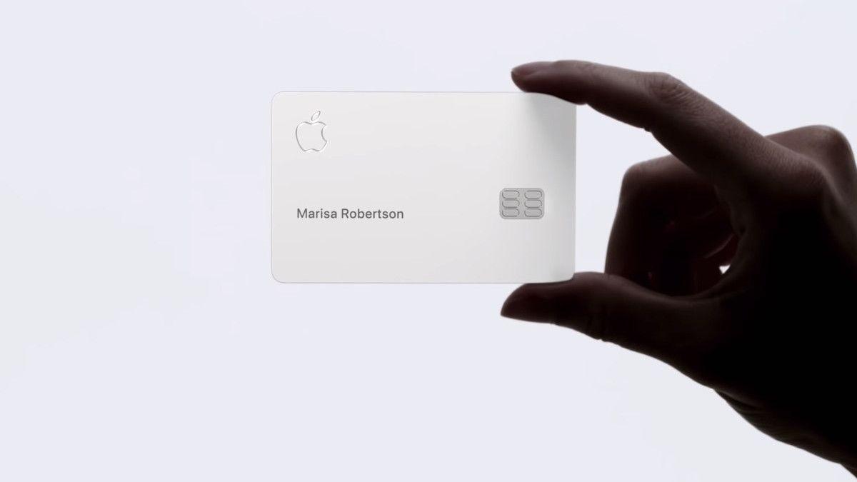 Bekrefter lanseringsdato for Apple Card