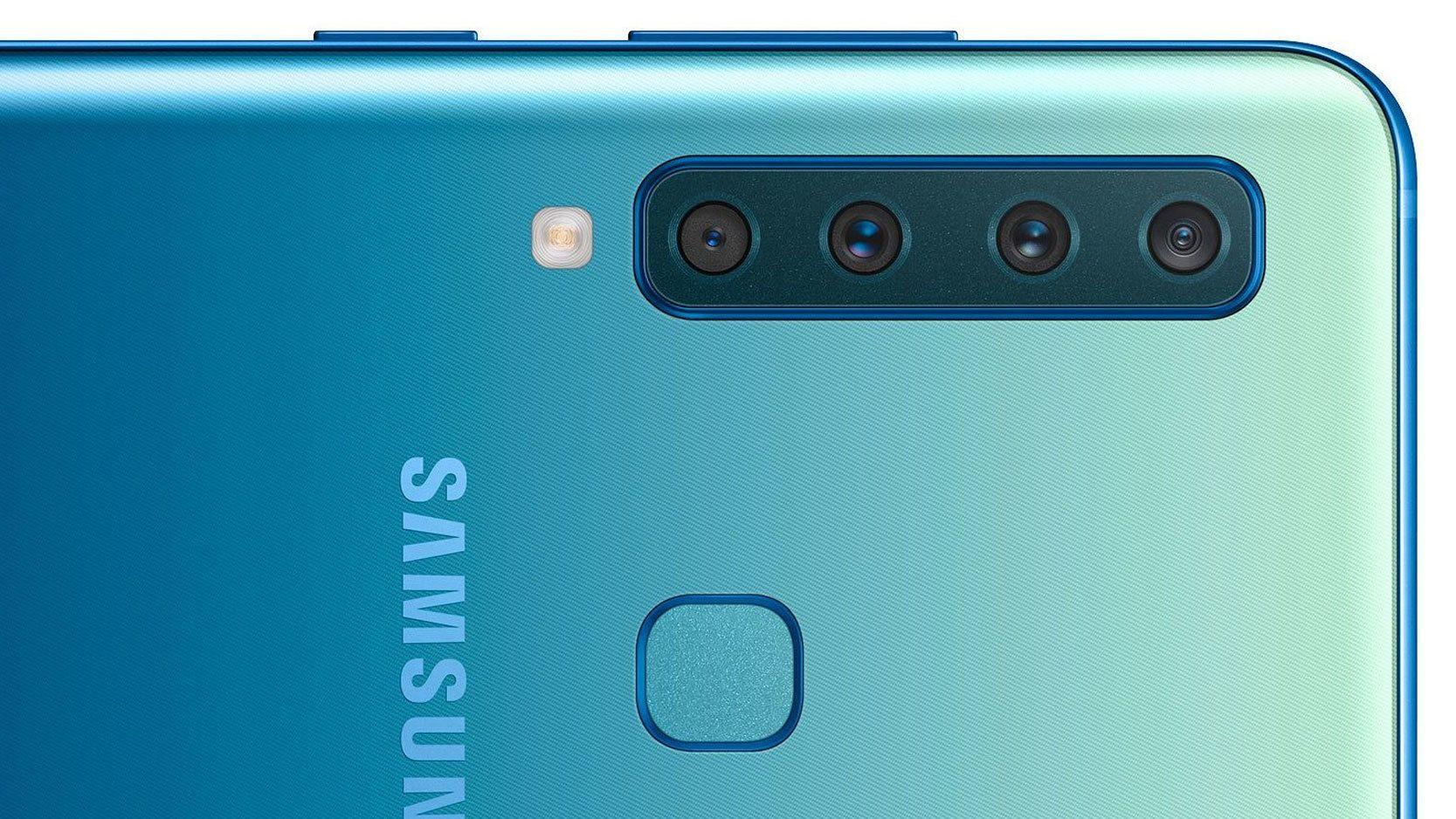Samsung Galaxy S10 får angivelig seks kameraer