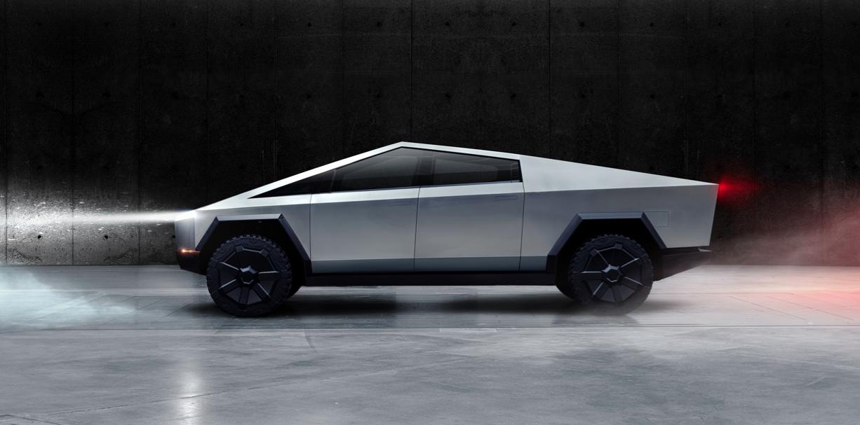 Tesla utsetter Cybertruck til 2022