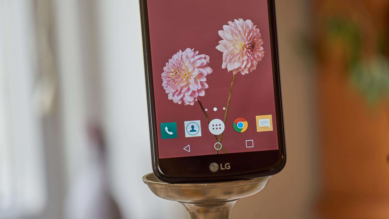 LG K10 er lekker og lynrask.