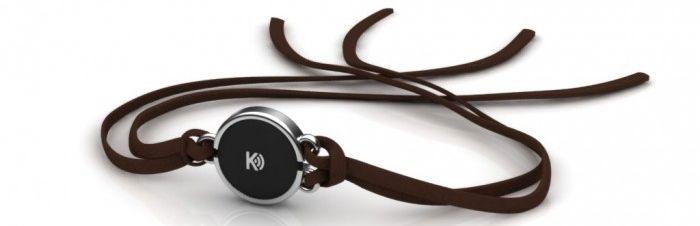 Dette er det billigste NFC-smykket fra Kiroco, til 16.50 pund, eller omtrent 160 kroner.Foto: Kiroco