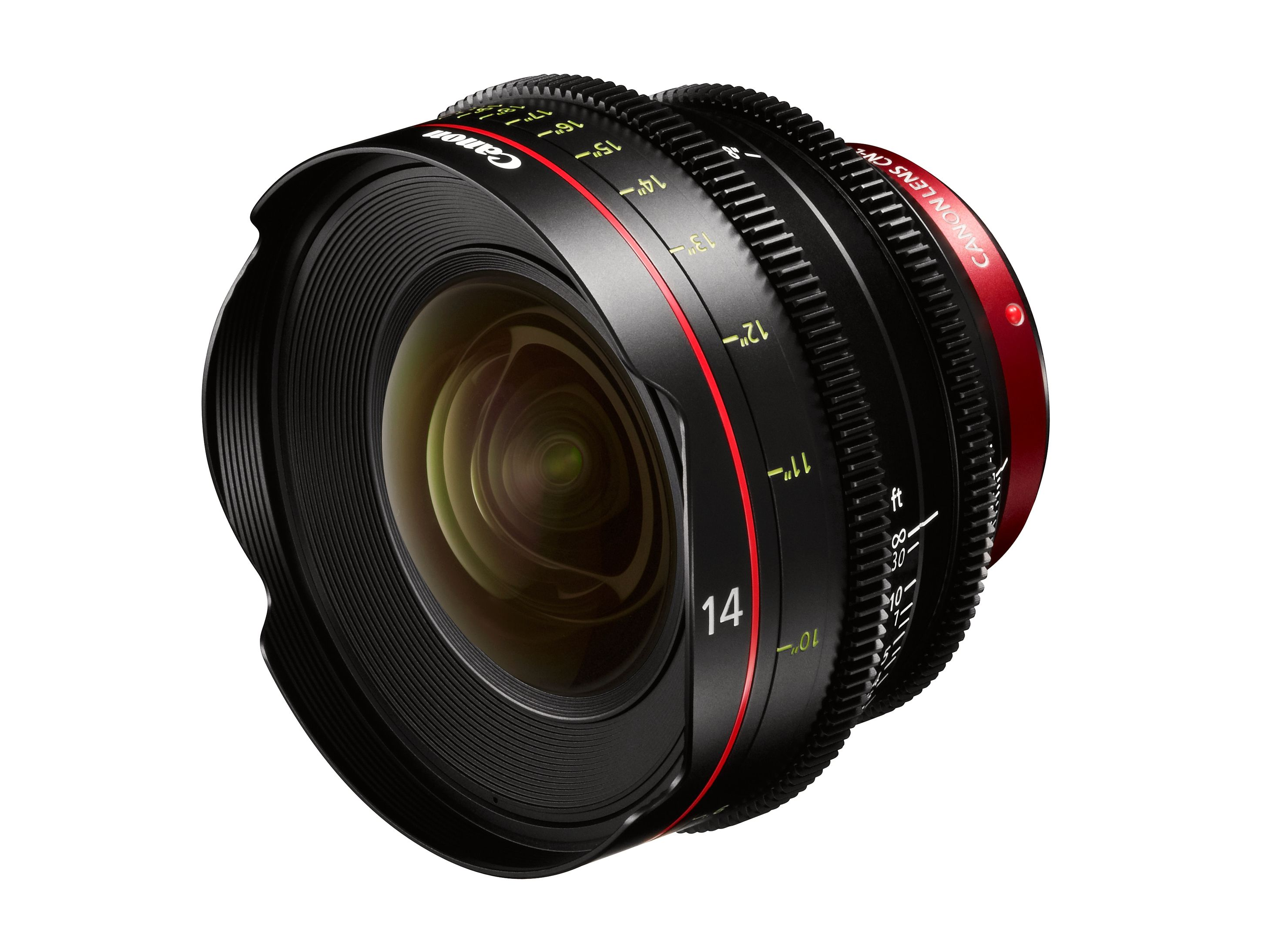Canon EF 14mm T3.1.