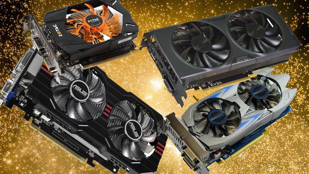 Se alle de småsprø GeForce GTX 750 Ti-variantene