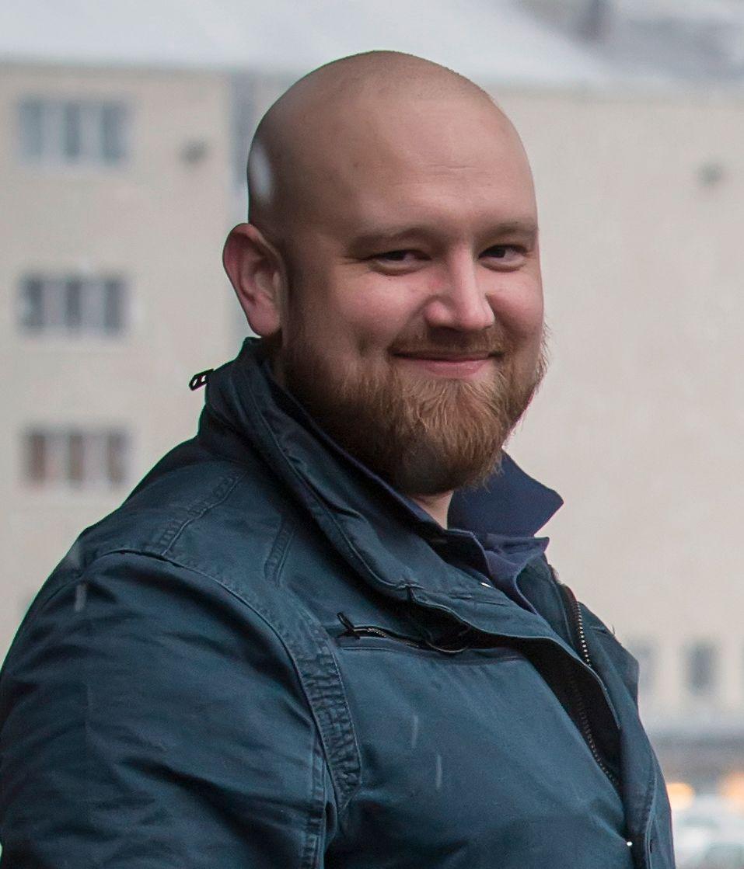Morten Sæthre i Gator Bilde: Multifoto AS