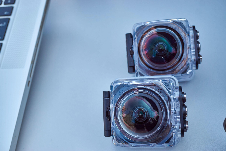 Disse kameraene er visstnok svært vanskelige å oppdrive.