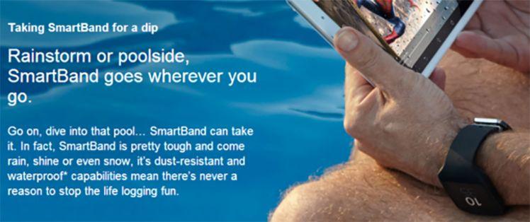 Teksten Sony la ved bildet avslører både det ene og det andre. Blant annet at det er en ny smartklokke på vei fra selskapet.Foto: Sony/Facebook
