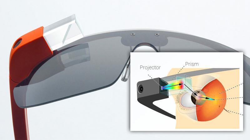 Google Glass er et produkt som har fått rikelig med oppmerksomhet i år - foreløpig er ikke smartbrillene i vanlig produksjon.Foto: Google / Martin Missfeldt