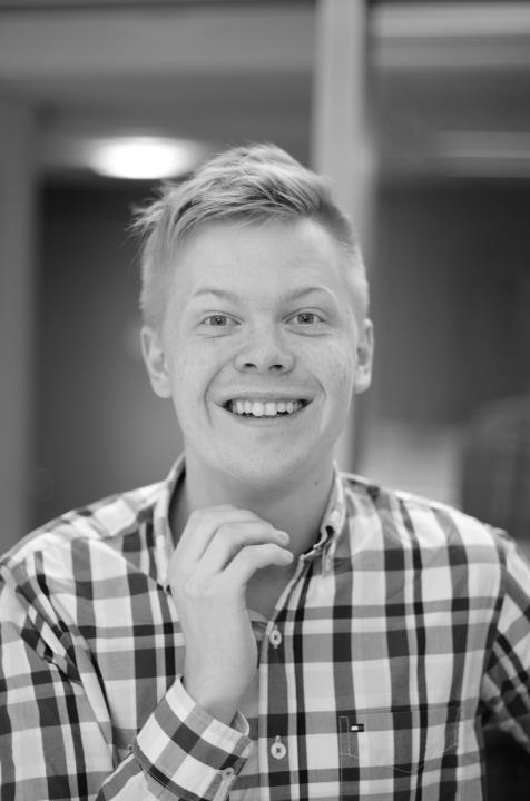 Daniel Heggelid-Rugaas er Stortingskandidat for Oslo Venstre.Foto: Venstre