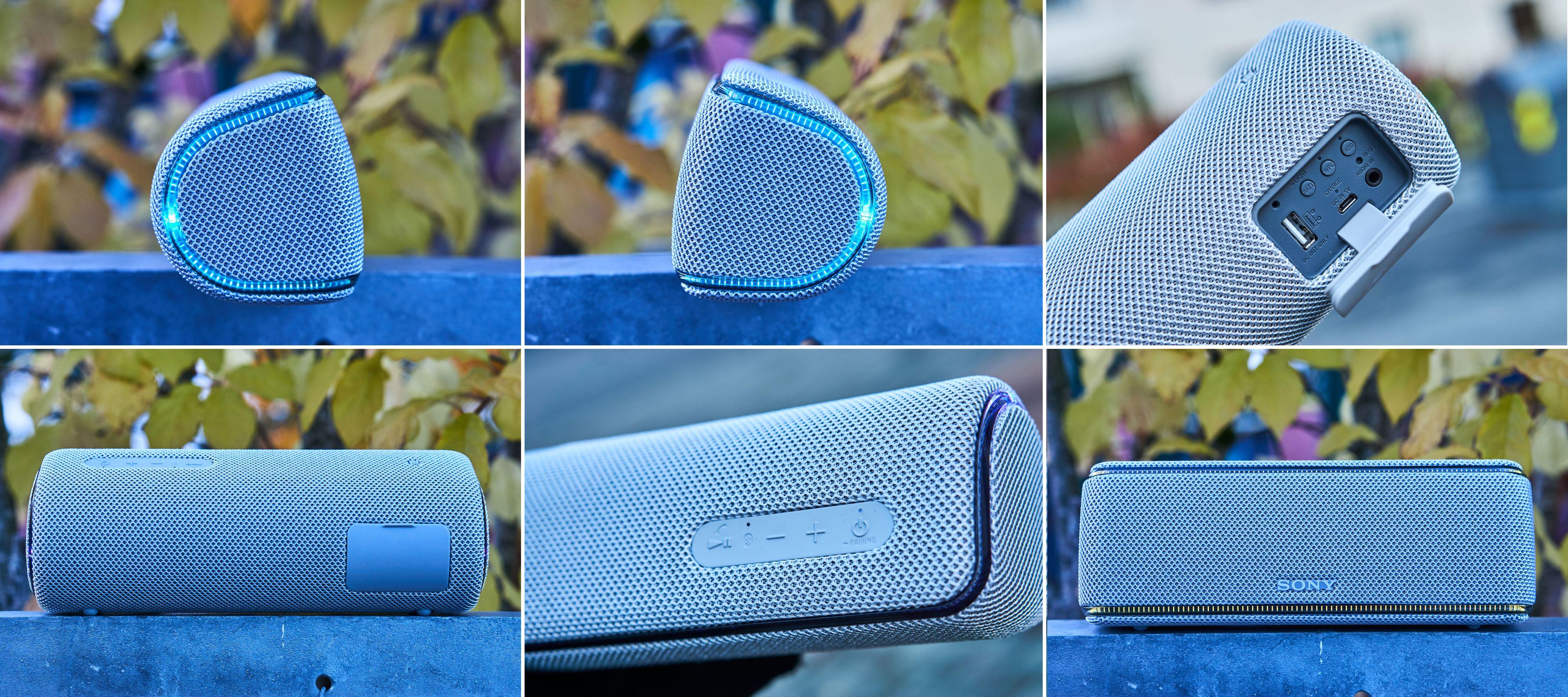 XB31 er kompakt og lekker i hvit utforming. Materialbruken gir langt mer premium-følelse enn i fjor.