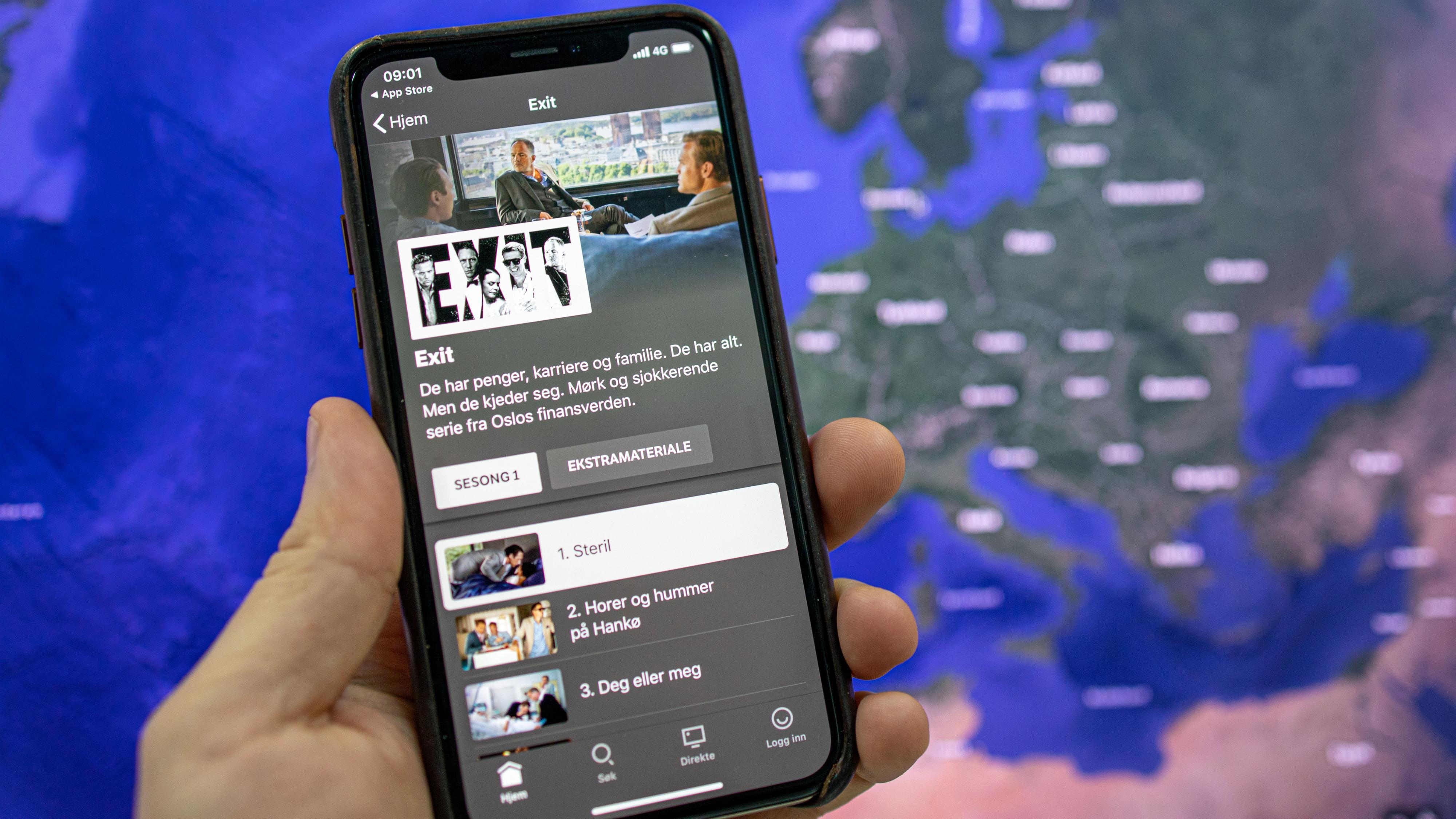 NRK åpner opp for strømming i hele Europa
