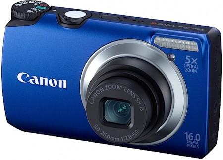 Billig kompaktkamera: Canon PowerShot A3300 IS