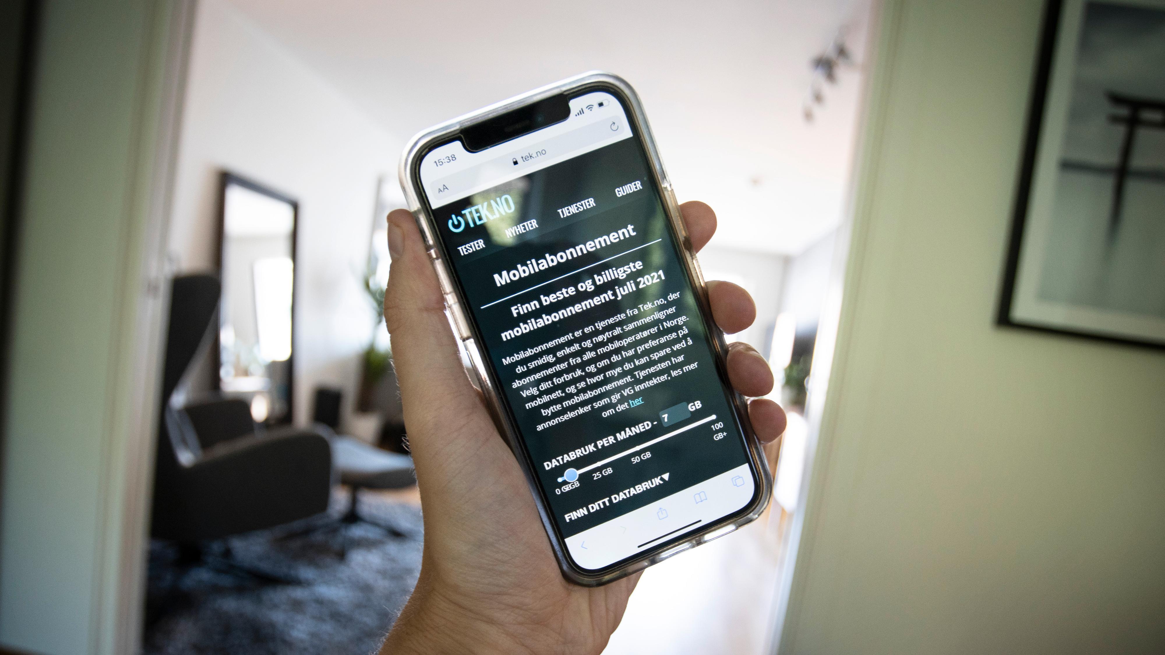 Nå kan det være mye penger å spare: Dette er de beste mobilabonnementene