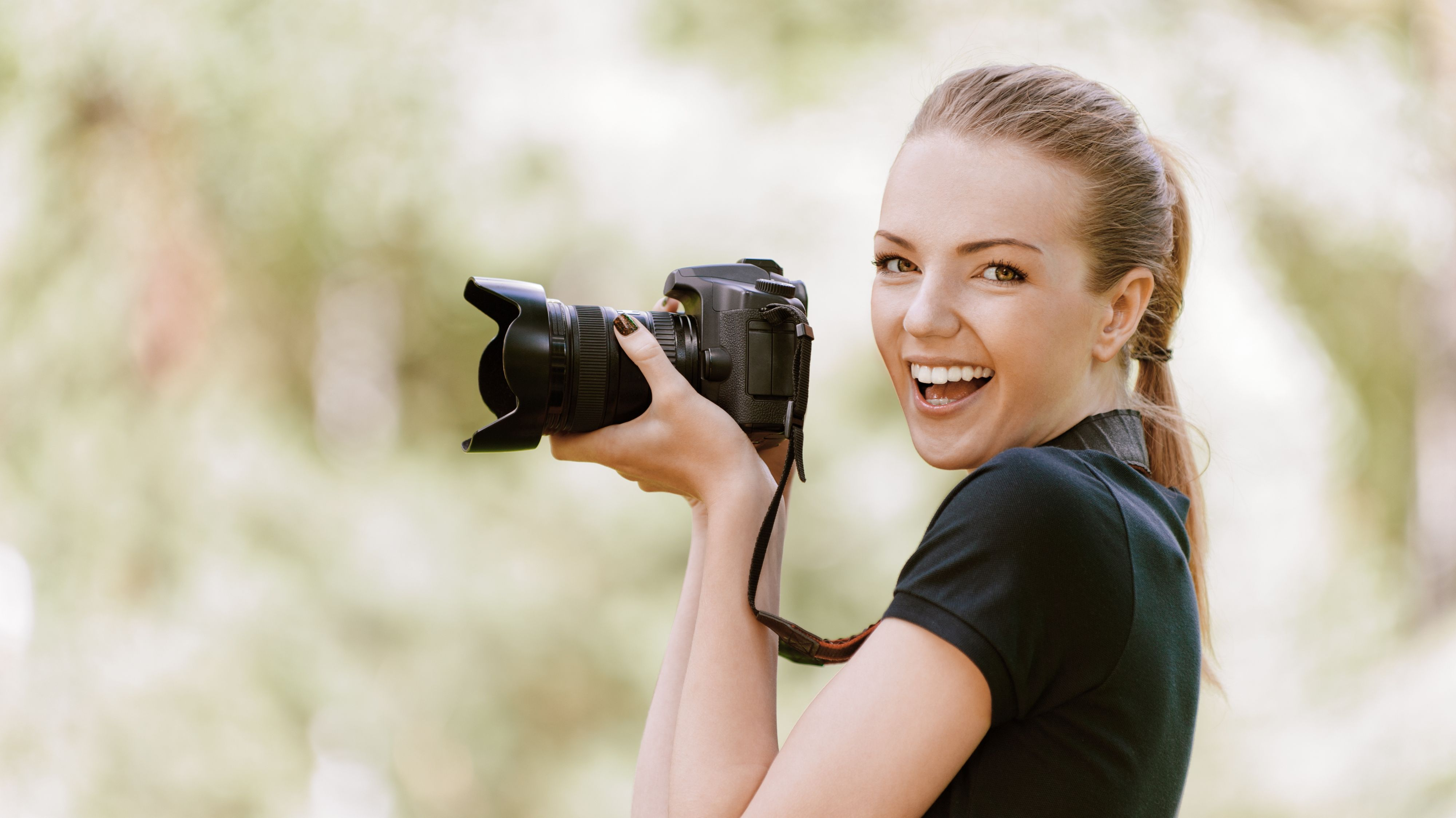– Ja, jeg elsker digitale kameraer
