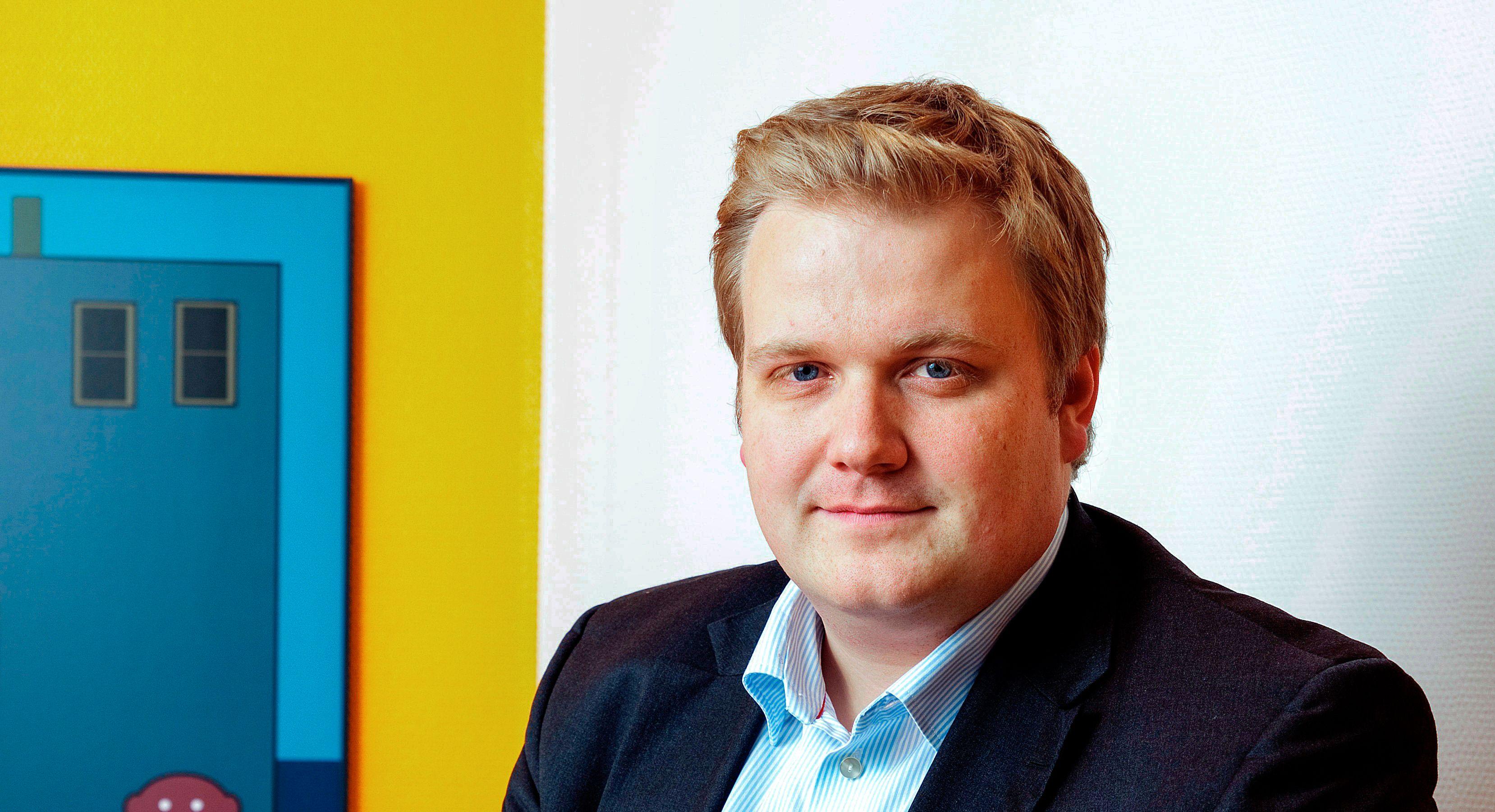 Chilimobil-sjef Lars Ryen Mill lanserer Norges første abonnement med fri databruk - men ikke uten begrensninger. Bilde: Chilimobil