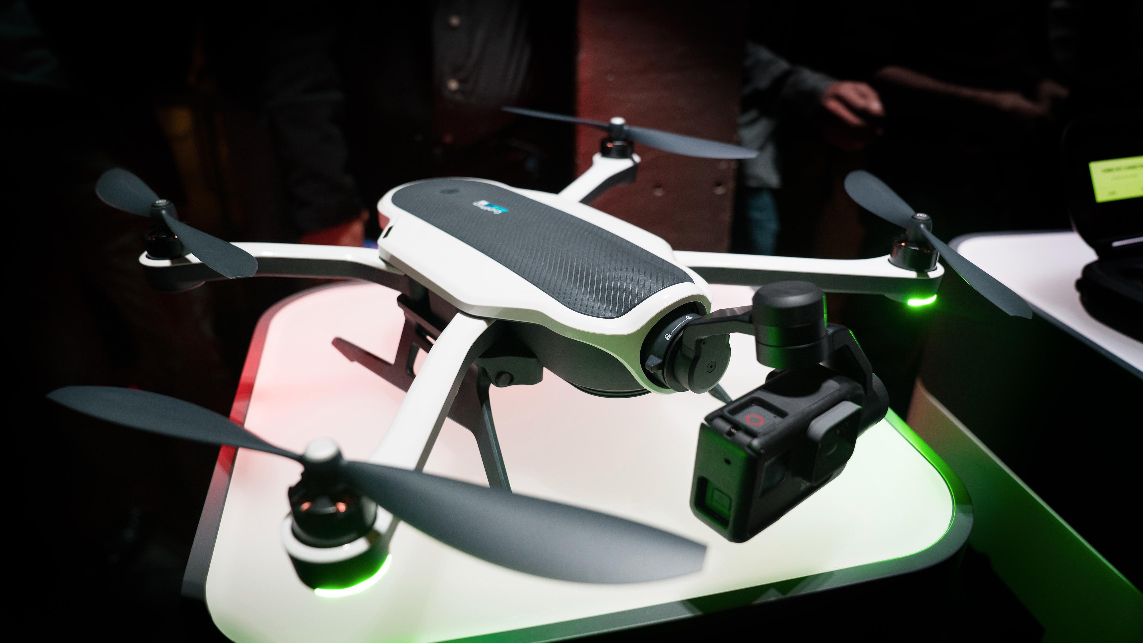 GoPros første kameradrone ble tilbakekalt – nå kommer den tilbake