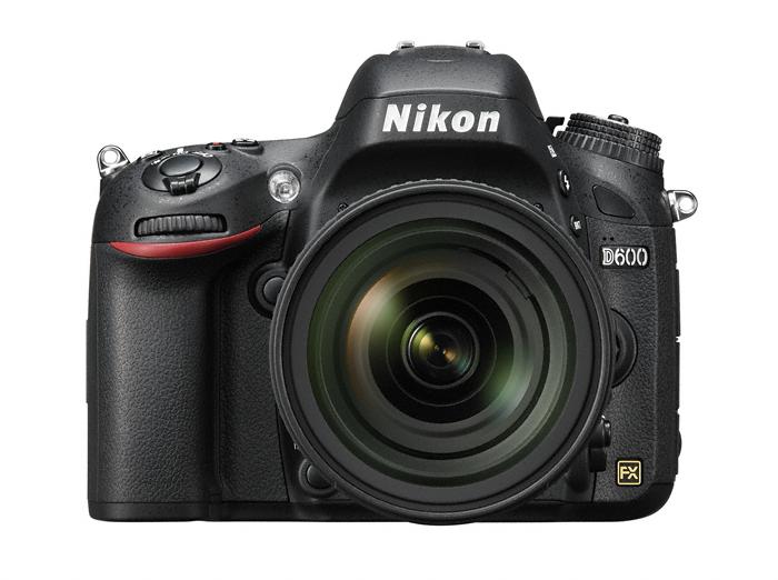 Nikon D600.Foto: Nikon