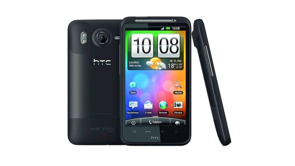SNIKTITT: Tommelen opp for HTC Desire HD