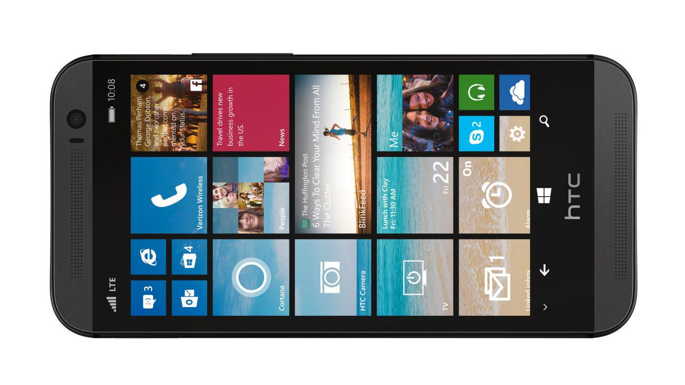 HTC One med Windows