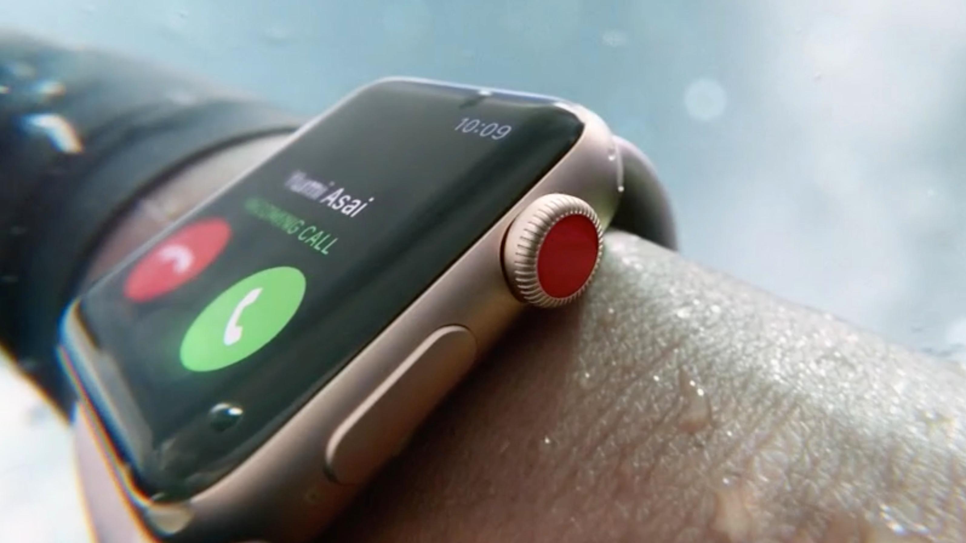Snart kan reimen på Apple Watch kanskje stramme seg selv