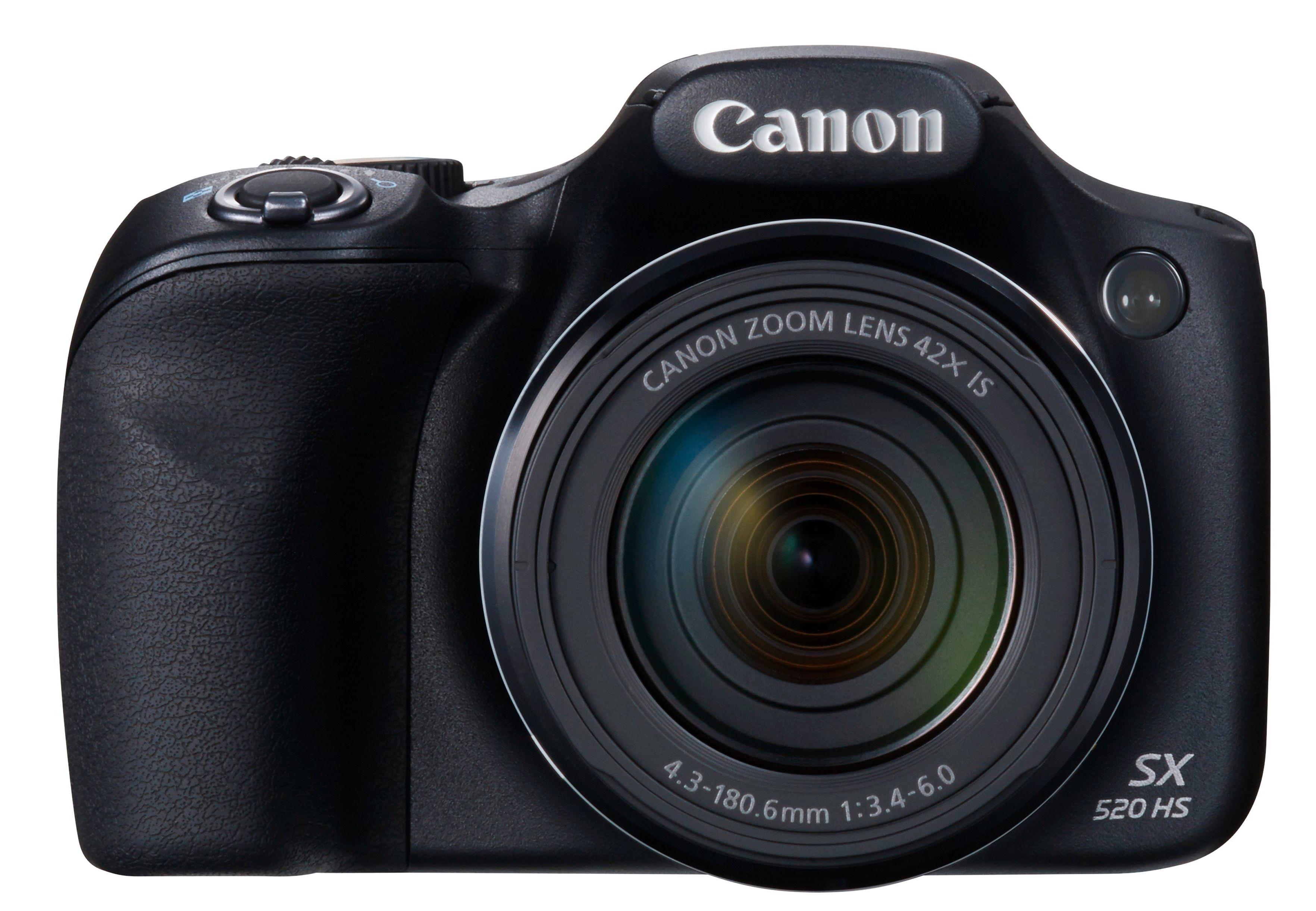 PowerShot SX520.Foto: Canon