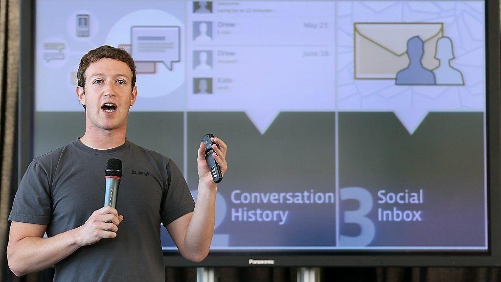 Facebook lanserer epost-killer