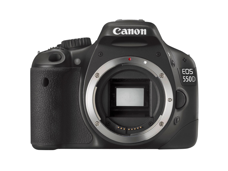 Kameraet uten objektiv, der du kan se speilet som sender bilde til søkeren.