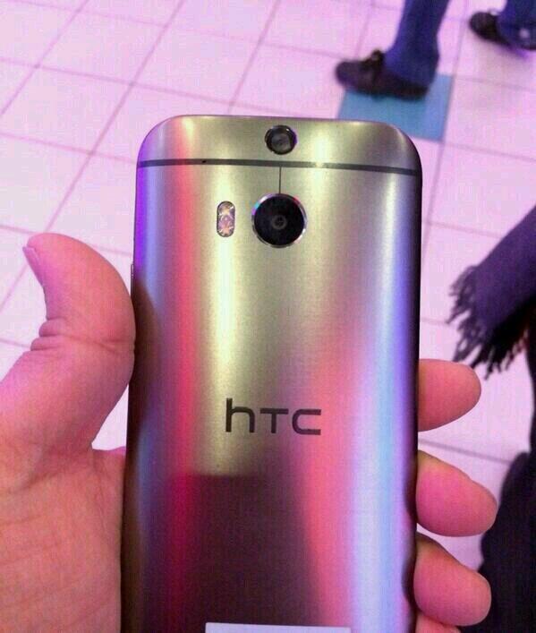 Er dette HTCs neste toppmodell?