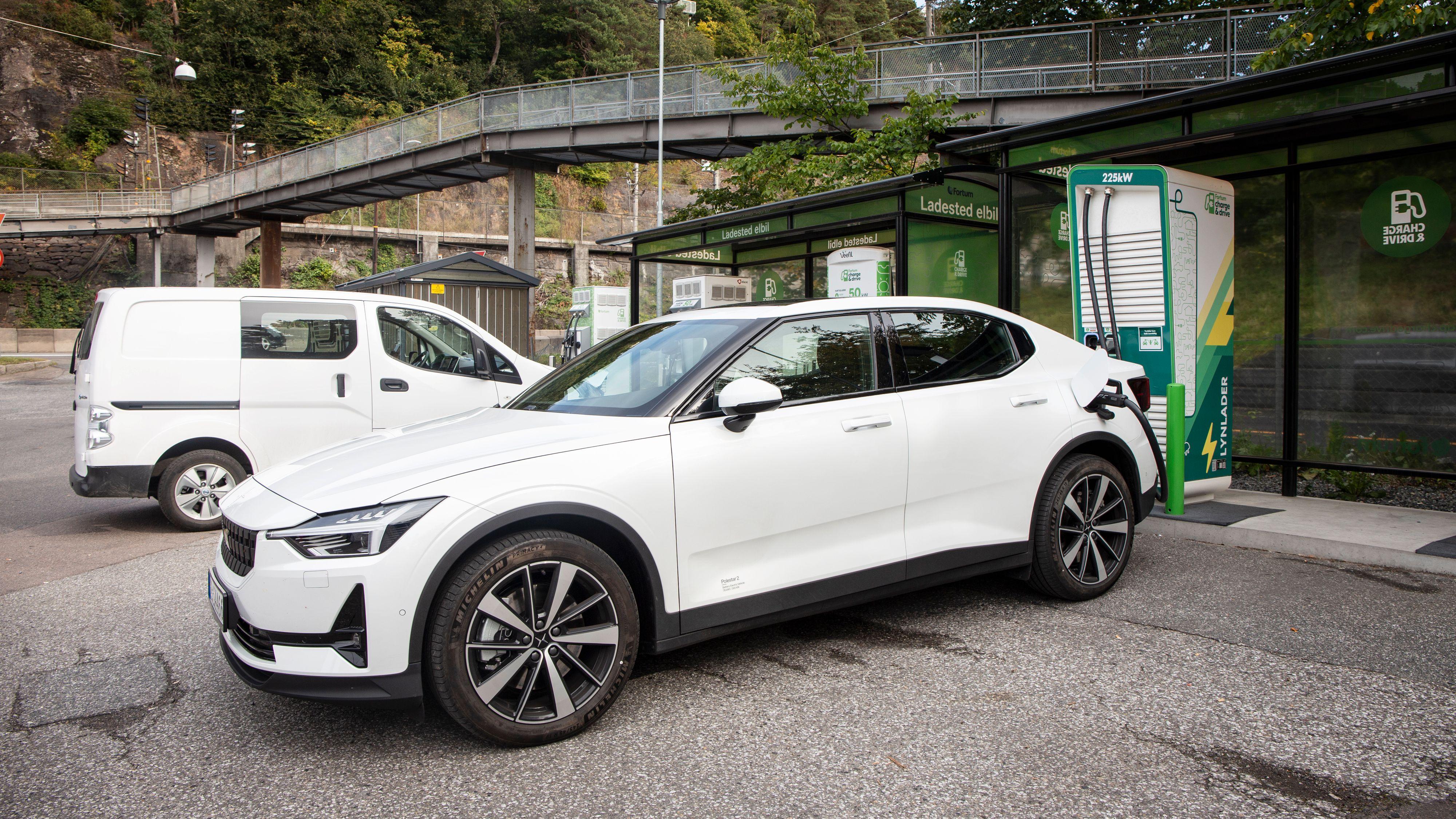Norske Tesla sjåfører har superladet aller mest i Europa