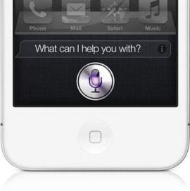 iPhones talestyring kan komme til OS X.Foto: Apple