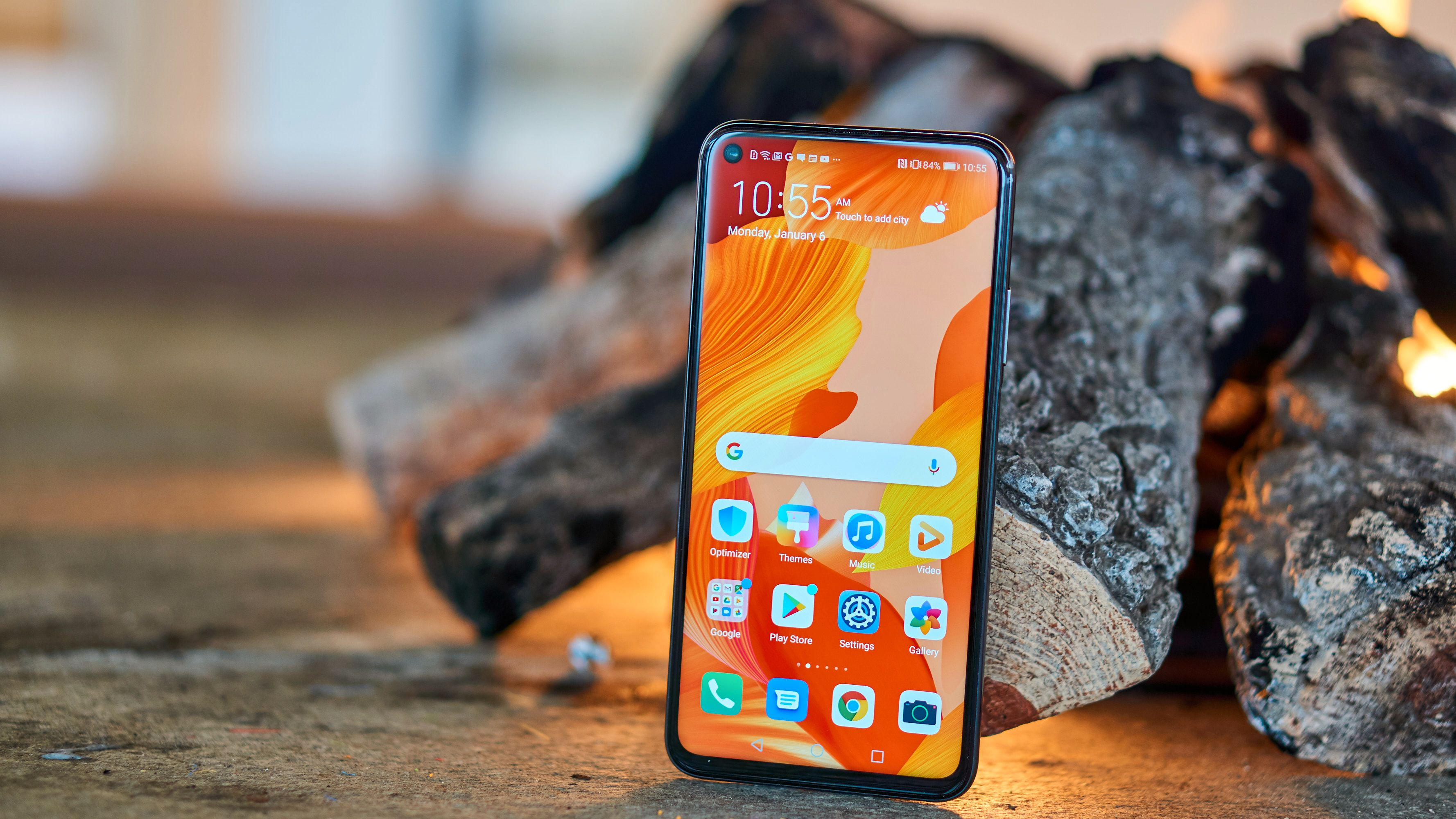Du skal lete lenge før du finner en like prisgunstig mobil som dette