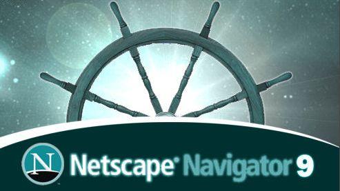 Netscape snart historie