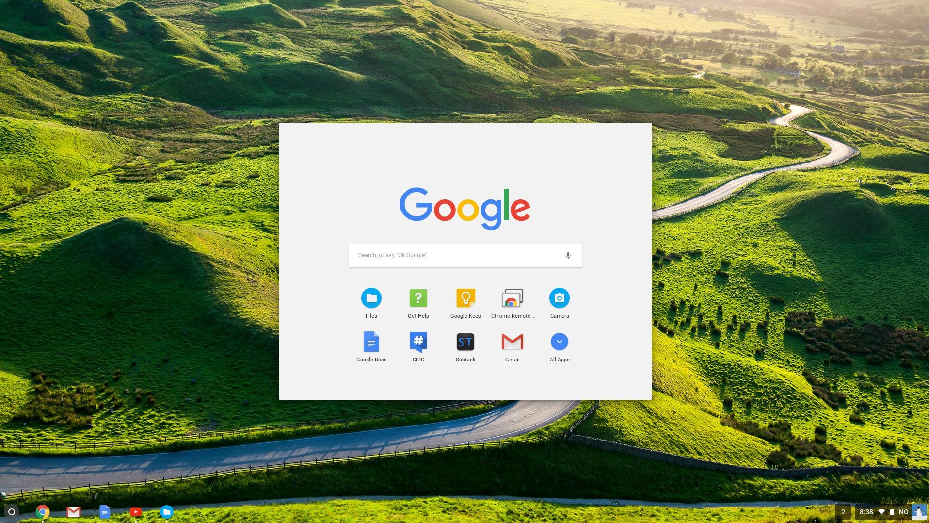 Slik var det å bruke Chrome OS for første gang
