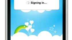 Skype gjør det skarpt på Iphone