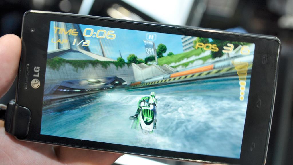 Mobilgrafikken raskere enn Xbox 360 neste år