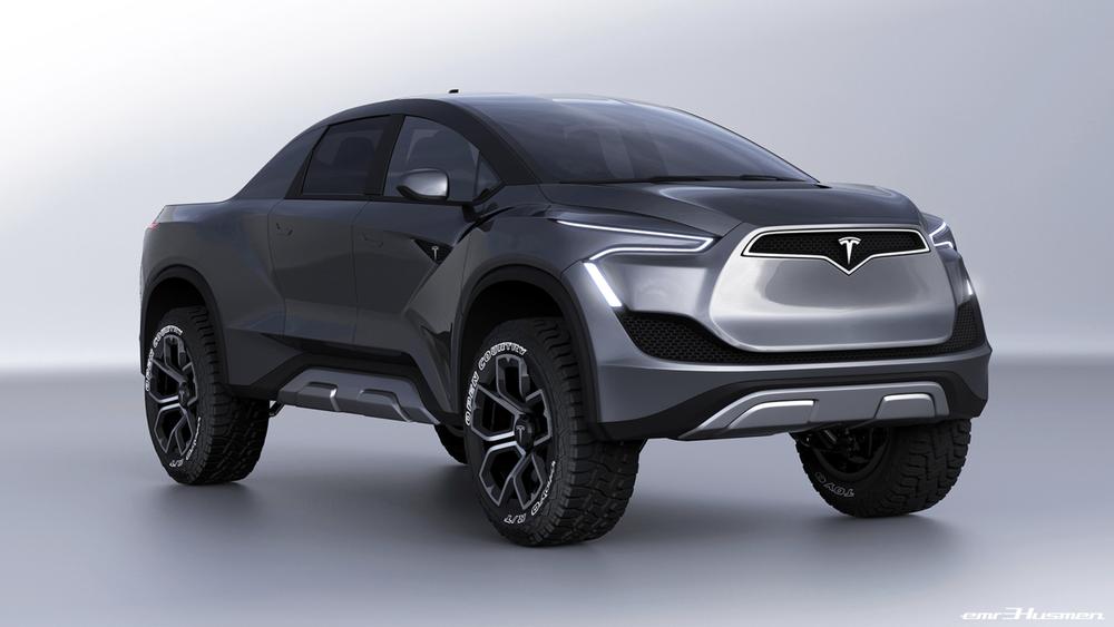 Teslas pickup lanseres i natt – dette vet vi