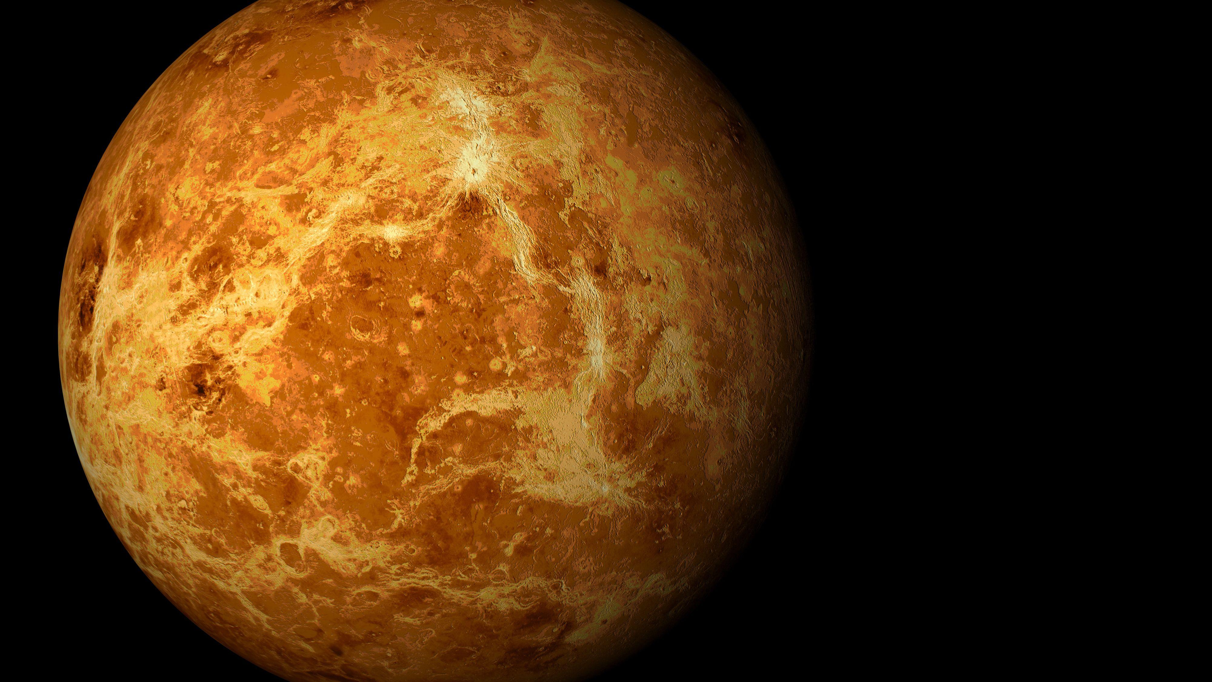 Forskere mener Venus kan ha vært dekket av bisarre «hav» av CO2