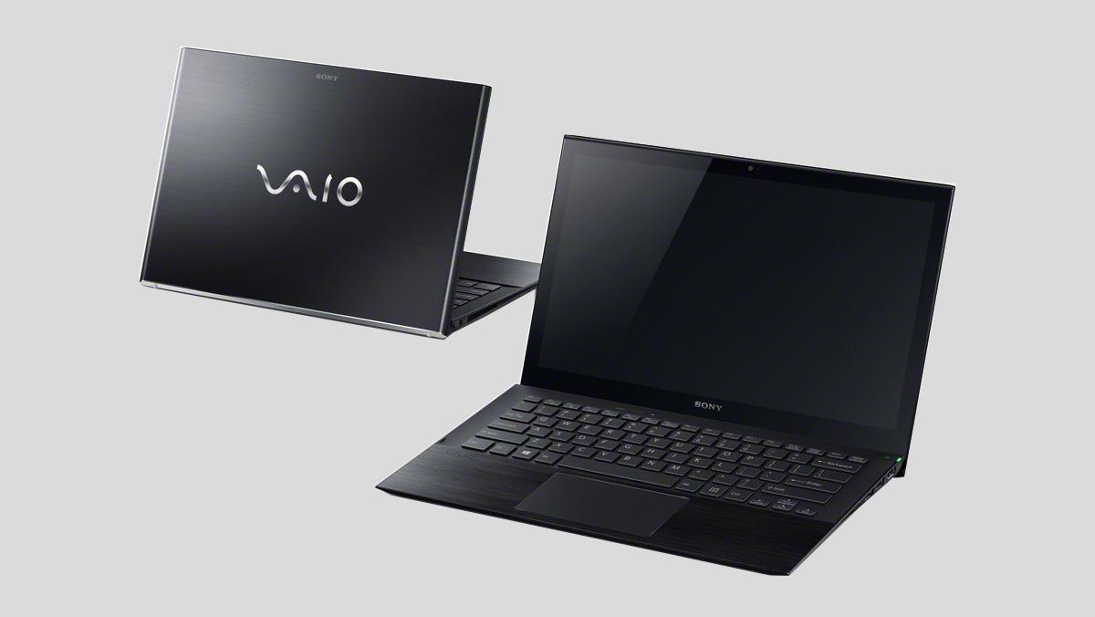 Sony Vaio Pro i to størrelser.Foto: Sony