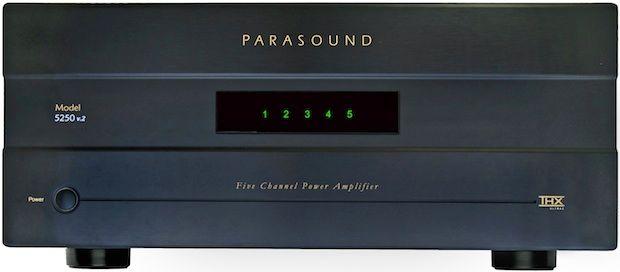 Parasound 5250 blir oppgradert